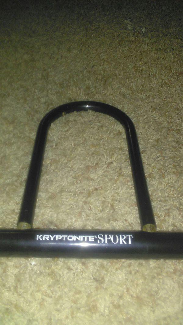Kryptonite Sport Bike Lock