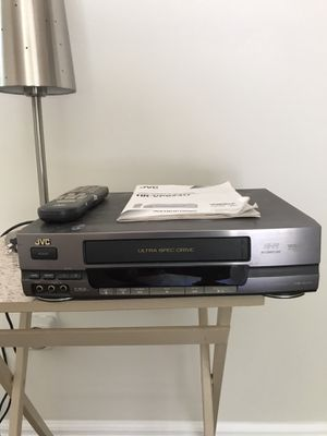 JVC VCR for Sale in Moorestown, NJ