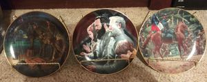 Lot of 6 Civil War Collector Plates Danbury Mint for Sale in Pulaski, TN