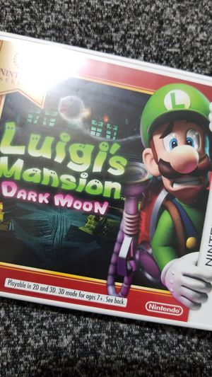 Luigis Mansion 3DS for Sale in Parkland, FL