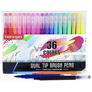 36 color dual tips pen set for Sale in Gaithersburg, MD