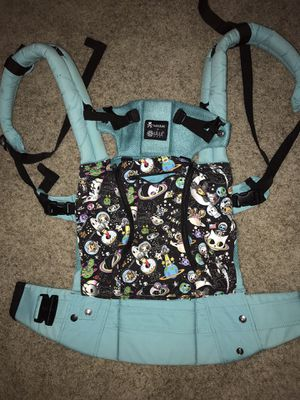 Tokidoki lilebaby 6-1 all seasons carrier for Sale in Vancouver, WA
