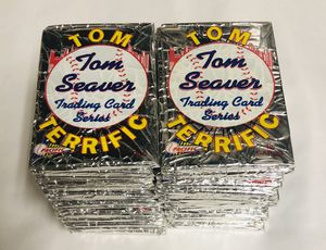 Tom Seaver Baseball Trading Card Series 1992 NEW 34 Packs for Sale in West Haven, CT
