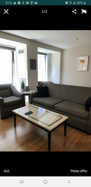 Sofa and chair for Sale in Swampscott, MA