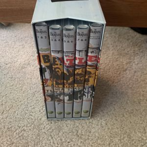Beatles anthology DVD for Sale in Folsom, CA