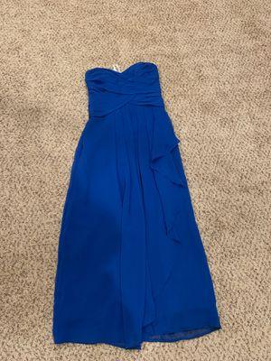 Bridesmaid dress Royal blue for Sale in Clovis, CA