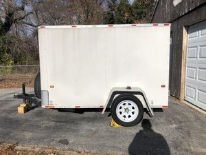 Wells Cargo 5x8 Cargo Trailer for Sale in Penns Grove, NJ