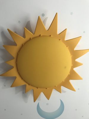 Sun Ceiling Light Fixture for Sale in Los Angeles, CA