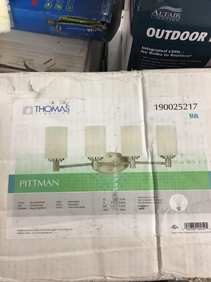 Thomas lightening light fixture for Sale in Archdale, NC