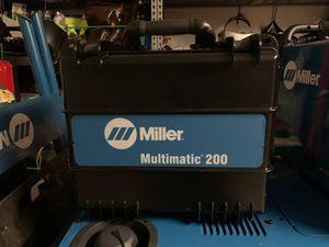 Welder Multi-Processor (Miller) for Sale in Temple City, CA