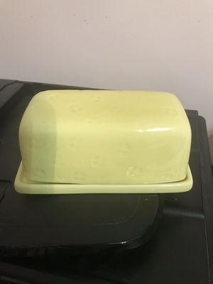 Butter dish- West Elm for Sale in Raleigh, NC