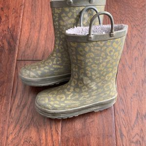 Western Chief Cheetah Rain Boots 9/10 for Sale in Temecula, CA