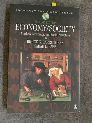 Economy/Society by Carruthers for Sale in Costa Mesa, CA