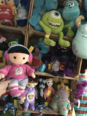 Monster inc Disney for Sale in Mission, TX