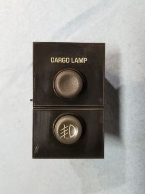 GM OEM Cargo Light And Fog Light Switch in Good Condition. for Sale in Gonzales, LA