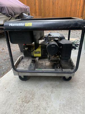Homelite 4300 watt generator for Sale in North Bend, WA