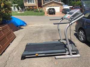NordicTrack Treadmill for Sale in Lynnwood, WA