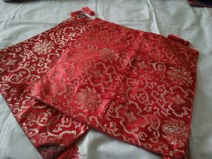 A pair of Chinese Silk Pillow Case for Sale in Kissimmee, FL