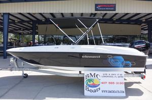 2021 BAYLINER BOATS ELEMENT E18 DECK BOAT W/ MERCURY 115HP for Sale in New Smyrna Beach, FL