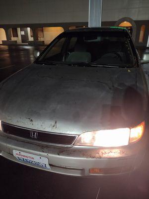 96 Honda Accord for Sale in Tacoma, WA