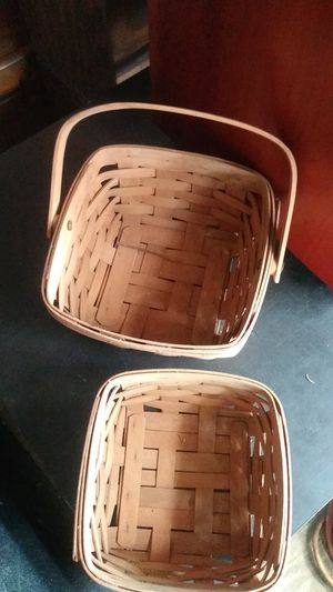 Longaberger Basket set for Sale in Brandon, FL