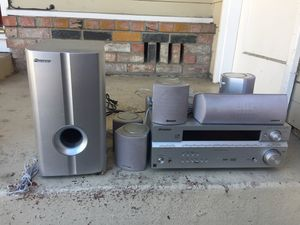 Pioneer surround sound system $100 for Sale in Fremont, CA