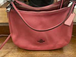 Mauve Pink Coach Purse for Sale in Chicago, IL