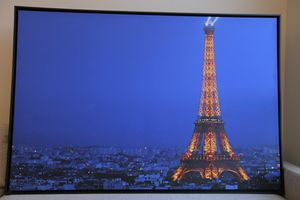 Framed Canvas Print of Eiffel Tower for Sale in New York, NY