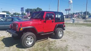 1999 Jeep Wrangler 4X4 trade for clean SUV or Pickup for Sale in Winter Haven, FL