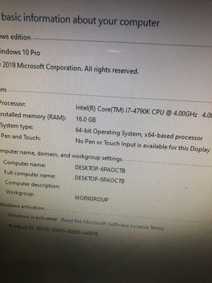 Alienware X51 R2 - used for Sale in Queens, NY