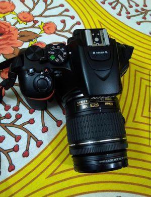 Camera Nikon d5600 for Sale in Rockville, MD