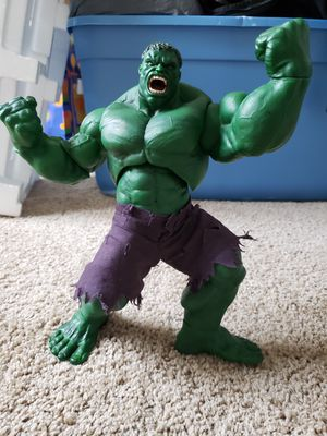 Hulk toy for Sale in Mount MADONNA, CA