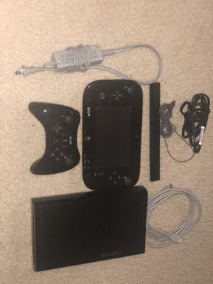 Wii U 32 GB for Sale in Rockville, MD