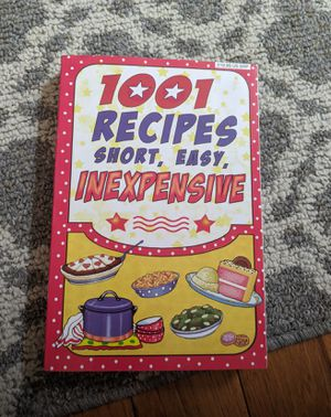 Awesome Cookbook for Sale in Harrisonburg, VA