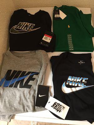 Nike Jordan Levi addidas for Sale in Pasadena, TX