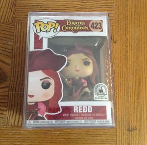 Funko Pop! Redd from Disney Parks Exclusive for Pirates of the Caribbean for Sale in Phoenix, AZ