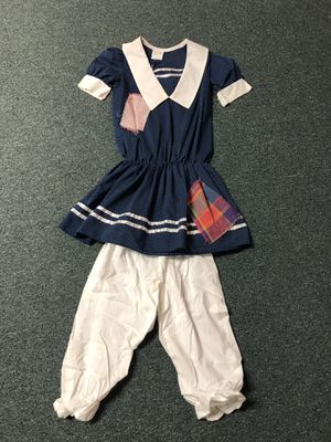 """Little Orphan Annie"" Costume Size 7 for Sale in Livonia, MI"