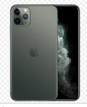 iPhone 11 Pro Max 256gb unlocked! for Sale in Apache Junction, AZ