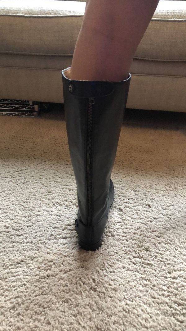 Melissa Button Back Frye Boots