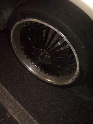 22 inch rims for Sale in Atlanta, GA