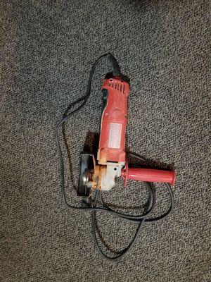 Milwaukee angle grinder for Sale in Fairfax, VA