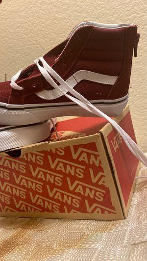 Vans kids sizes 12 for Sale in Perris, CA