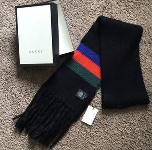 Gucci Knit Scarf for Sale in Carson, CA