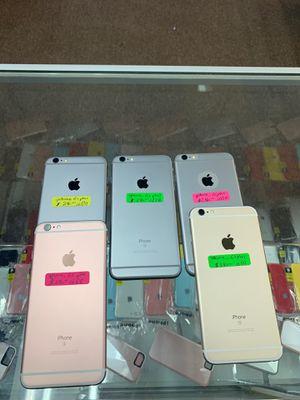iPhone 6s Plus unlocked 16Gb for Sale in Dearborn, MI