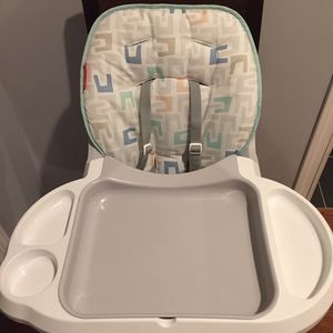 Fisher Price Space Saver High Chair for Sale in Mountlake Terrace, WA