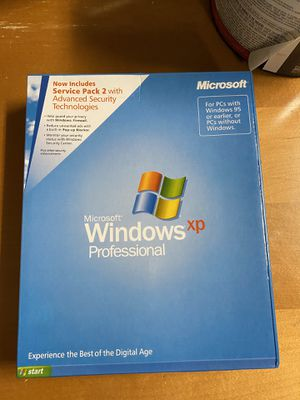 Microsoft Windows Operating System Software with COA for Sale in West Palm Beach, FL