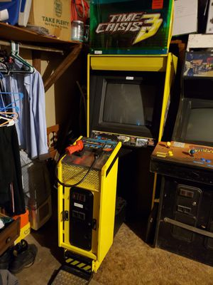 Time Crisis 3 Arcade game for Sale in Fresno, CA