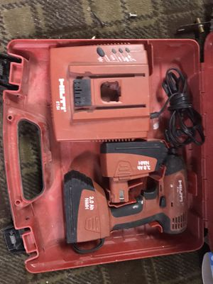 Hilti Impact drill with two battery for Sale in Bridgeport, CT