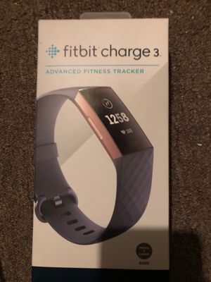Fitbit charge 3 for Sale in Baltimore, MD