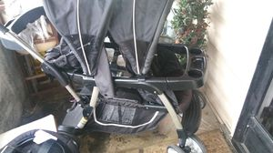 Double stroller for Sale in Claridge, PA